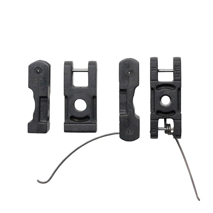Steinway Vertical Hammer Flange, Set of 90
