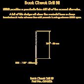Drill Bit (#35) - Backcheck