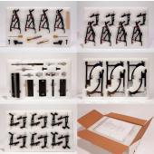 WNG Manufacturer Sample Parts Kit